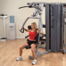 Body-Solid Pro Dual Modular Gym System