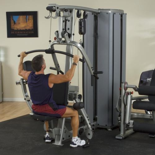 Body Solid Pro Dual Modular Gym System Dgym
