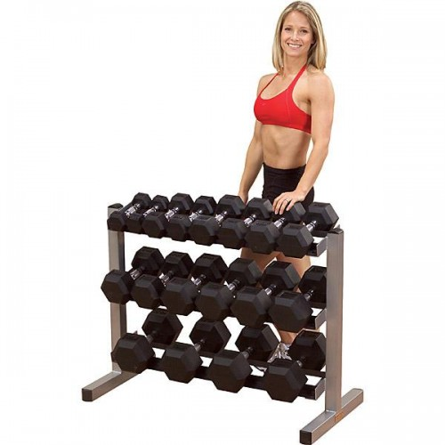 Body-Solid Dumbbell Rack