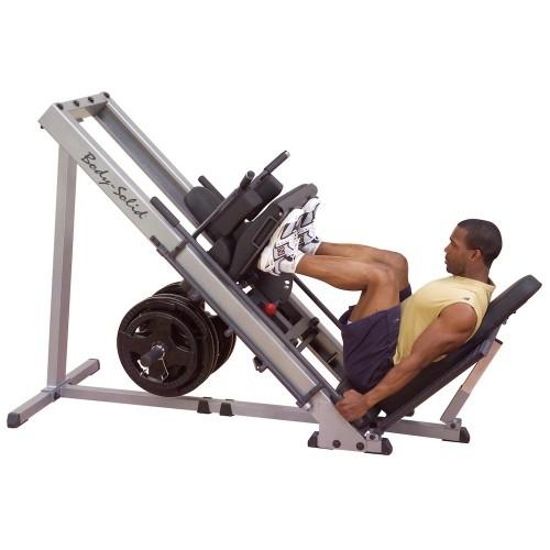 Body-Solid Leg Press Hack Squat