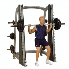Body-Solid Pro Club-Line Counter-Balanced Smith Machine