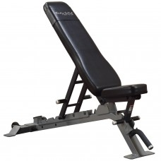 Body-Solid Pro Club-Line Flat Incline Decline Bench