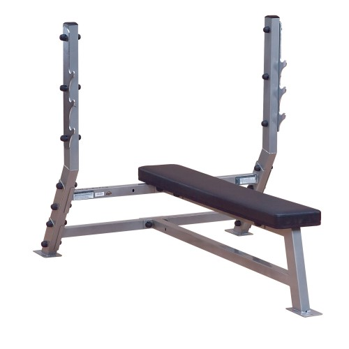 Body-Solid Pro Club-Line Flat Olympic Bench