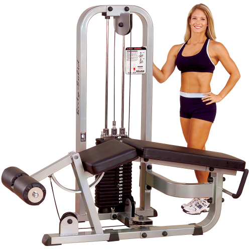 Body-Solid Pro Club-Line Leg Curl