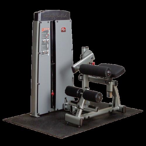 Body-Solid Pro Dual Ab & Back Machine