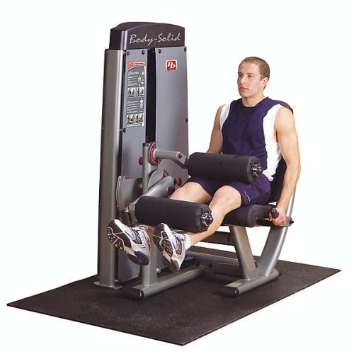 Body-Solid Pro Dual Leg Extension Leg Curl