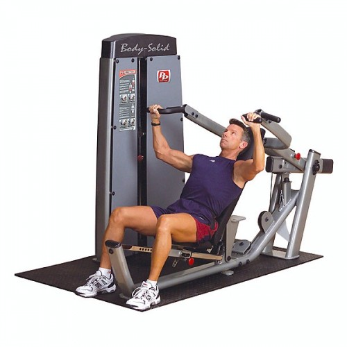 Body-Solid Pro Dual Multi Press
