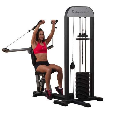 Body-Solid Pro-Select Multi-Functional Press