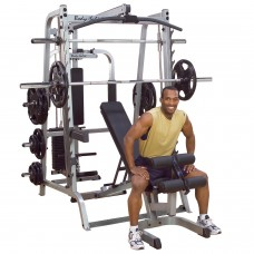 Body-Solid Series 7 Smith Machine Package