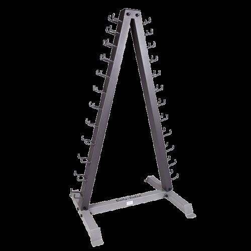 12 pair Vertical Dumbbell Rack