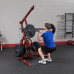 Body-Solid Corner Leverage Gym
