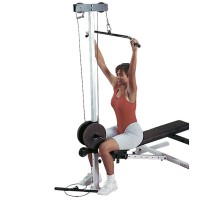 Lat/Row Attachment