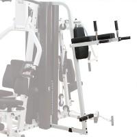 Optional Vertical Knee Raise for EXM3000LPS