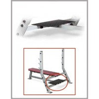 Optional Spotter Stand for Olympic Benches SPS12